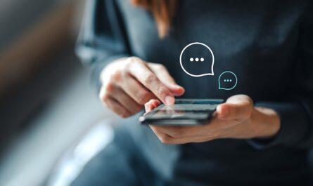 messagerie messenger whatsapp