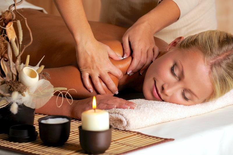 palper rouler massage