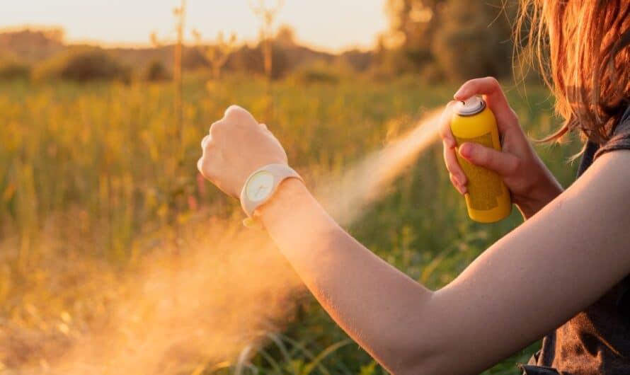 Faire son Anti-Moustique pour la peau : Lutter contre les piqûres