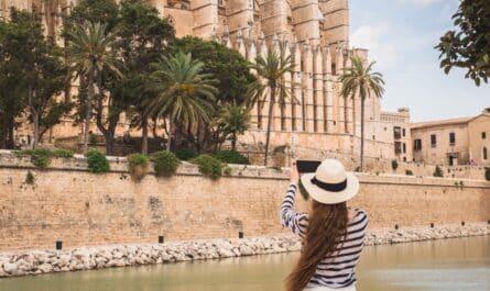 Partir à Majorque