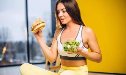 nutrition perte poids