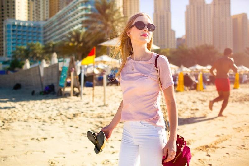 plages Dubaï