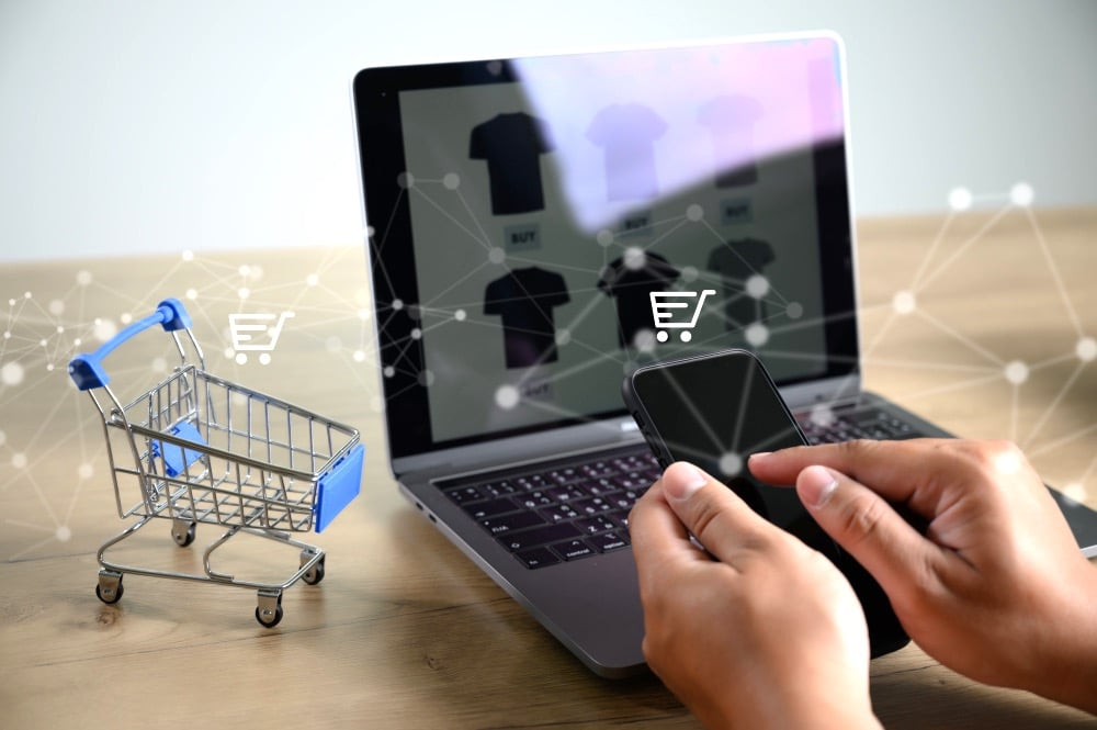 solution ecommerce