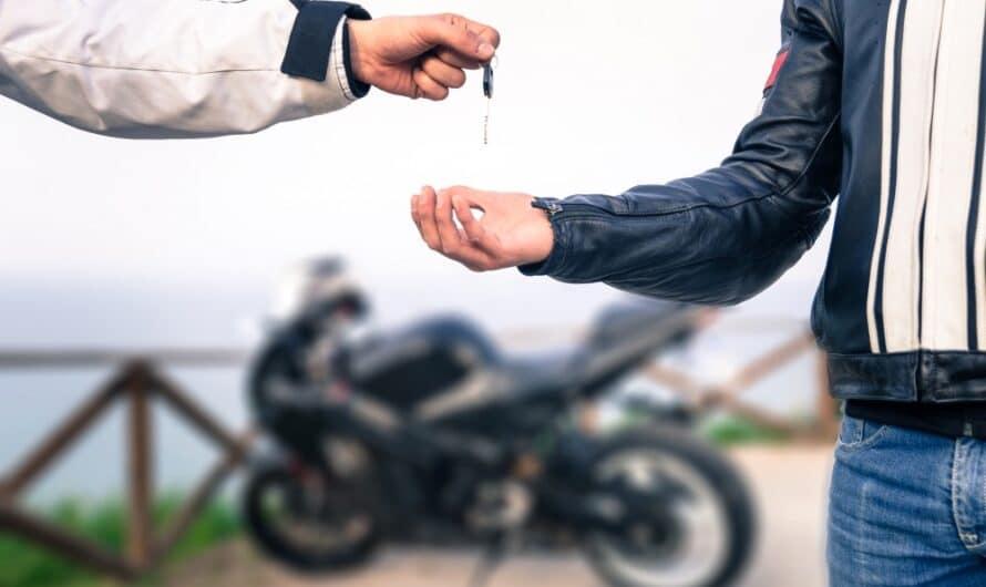 Vendre sa Moto : nos conseils pour réussir votre transaction